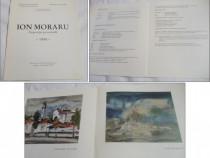Catalog vechi de expozitie - ION MORARU (1996)