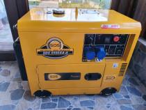 Generator 6 kw diesel nou