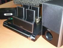 Home Cinema Sony DAV-DZ360WA + Boxa wireless Sony AIR-SA10
