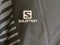 Pantaloni Alergare Colanti Salomon Marime S-Germania