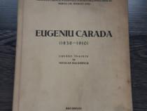 Carte veche eugeniu carada 1836 1910