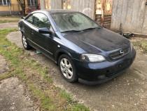 Dezmembrez Opel Astra G Bertone 1.8 X18XE1 culoare Z20H