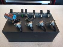 Pachet Potentiometre, comutatoare ALPS (Hitachi). Impecabile