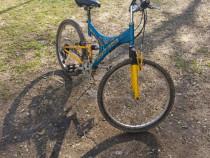 Bicicleta cu roti pe 24