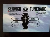 Pompe Funebre Filiasi servicii funerare