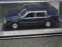 Macheta Volvo 740 GL Minichamps 1:43