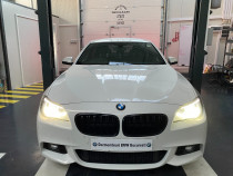 Dezmembrez BMW seria 5 F10 LCI pachet M 520d an 2013