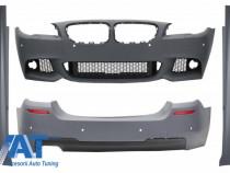 Pachet Exterior BMW F10 Seria 5 (2011-2014) M-Technik Design
