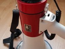 Portavoce- megafon 50W, raza mare de acoperire peste 600 M