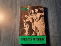 Tineretea actorilor de Elisabeta Munteanu