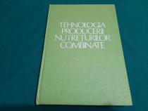 Tehnologia producerii nutrețurilor combinate/ 1978