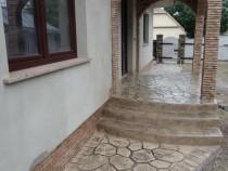 Preturi beton amprentat in judetul Alba