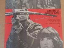 Afis / Poster film cinema original vintage