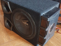 Schimb Subwoofer si statie Axton germany