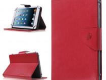 Husa Tableta 7 Inch Model X , Rosu , Tip Mapa C87