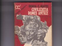 Civilizatia Romei Antice Autor(i): Horia C Matei