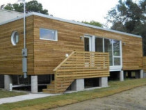 Case cabane modulare