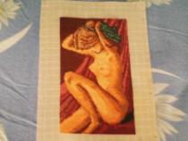 Goblen Muza Pictorului