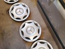 Set capace roti originale pe 15 Mercedes