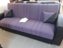Canapea Extensibilă + 2 perne