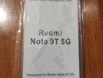 Husa full 360 xiaomi redmi note 9T 5G fata&spate transparent