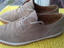Pantofi sport piele Gabor, mar 41, UK 7 ( 25.8 cm)