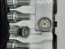 Set prezoane antifurt Starlock M14x1.5 VW, Seat, Audi, Skoda