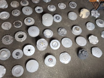 Capace jante aluminiu/aliaj pentru mai multe modele