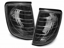 Semnalizari semnale Mercedes W124 look negru NOU