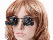Lupa ceasornicar ochelari 20x lupa ochelari lupa 20x lupa