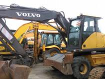 Excavator pe roți Volvo EW 140