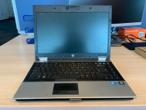 Laptop HP 8440p + monitor dell+geanta si mouse cadou