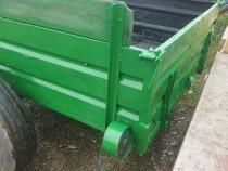 Remorca de tractor