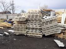 Placi din poliuretan profilate pentru izolat acoperiș