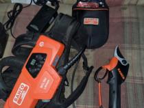 Foarfeci electrice profesionale Bahco Felco noi și sh