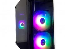 PC Gaming AMD Ryzen 3 2200G, 8GB RAM, 256GB SSD M.2 NVMe, Ve