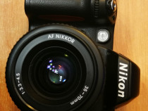 Nikon F-80 body, impecabil