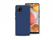 Husa Telefon Silicon Samsung Galaxy A42 5G a426 Liquid Dark