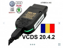 Tester/ Diagnoza auto VAG Com VCDS 21.3/Limba Romana/Ultim