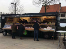 Fast Food Rulota mobila Înmatriculata RO 2021