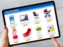 Web design, creare Website sau Shop online Rapid