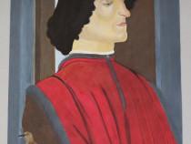 Portret - Giuliano de' Medici