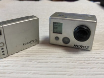 Camera GO Pro Hero 2+Baterie Auxiliara-Functionala-Germania
