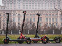 Trotinete electrice ECOtech 350/500W autonomie 55km