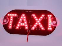 Placuta cu led, indicator taxi, 45 smd 3528, lumina rosie