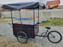 Cargo Bike / Coffee Bike – Afacere mobila, cafenea, stand.
