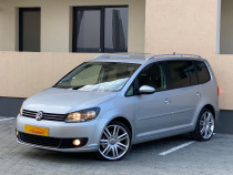 VW Touran * An 2012 * 2.0 TDI * 170 CP * Euro 5