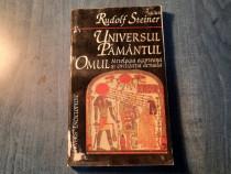 Universul pamantului omul Rudolf Steiner