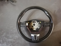 Volan piele comenzi VW Passat CC 2010 2011 2012 3C8419091BE