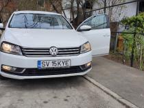 VW Passat Bluemotion 2.0 TDI HIGHLINE